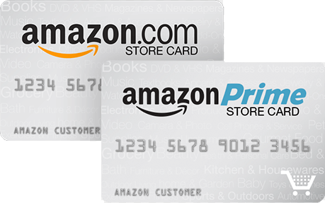 AMAZON STORE CREDIT CARD LOGIN
